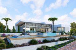 luxe moderne golf las colinas villa Orihuela Costa