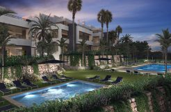 golf appartementen casares costa del sol