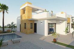 moderne villa torrevieja costa blanca zuid