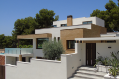 moderne sleutelklare luxe villa moraira costa blanca