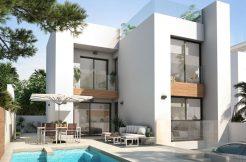moderne villa Rojales costa blanca zuid spanje