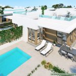 moderne bungalowm golfdomein algorfa costa blanca