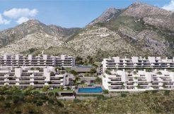 moderne zeezicht appartementen benalmadena costa del sol