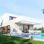 moderne luxe villa los Montesinos costa blanca