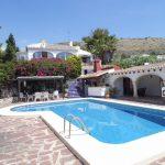 Villa met zicht over de baai van Javea en Montgo