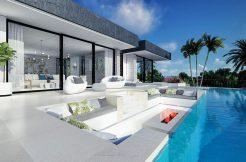 moderne luxe villa Benahavis costa del sol