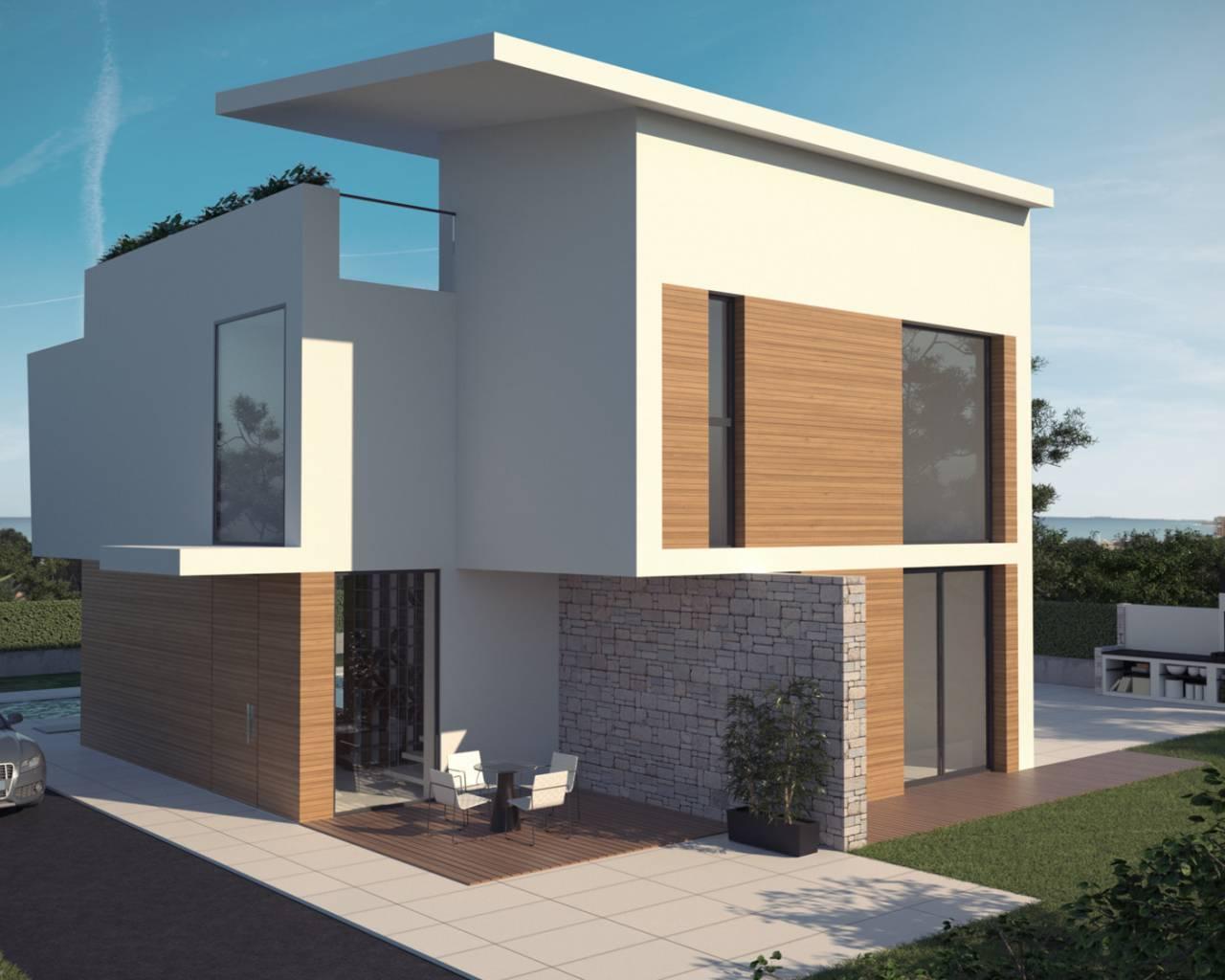 Moderne luxe zeezicht villa 39 s in campoamor orihuela costa for Moderne luxe villa