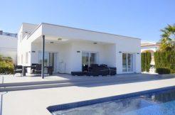 moderne villa zeezicht benitachell costa blanca