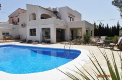 gerenoveerde villa calpe costa blanca