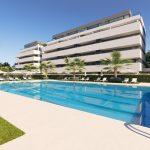 moderne zeezicht appartementen Torremolions