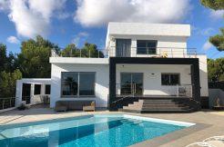 moderne zeezicht villa benissa spanje
