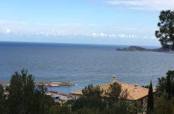 zeezicht kavel moraira costa blanca