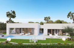 moderne luxe villa Javea Costa Blanca