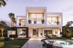 moderne villa new golden mile marbella