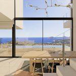 luxe villa zeezicht benitachell spanje