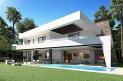 moderne luxe villa Elviria Costa del Sol