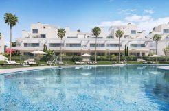 moderne appartementen marbella spanje
