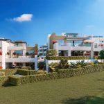 moderne golf appartementen cabopino marbella