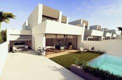 moderne villa loopafstand strand costa calida