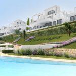 moderne appartementen la cala golf costa del sol