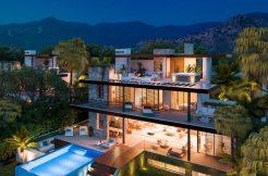 moderne villa Benahavis Costa del Sol