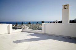 Moderne appartementen aan het strand van Estepona te koop