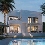 moderne villa's te koop in La Resina Golf – Estepona