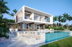 moderne zeezicht villa estepona