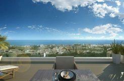 moderne hedendaagse appartementen te koop in Marbella