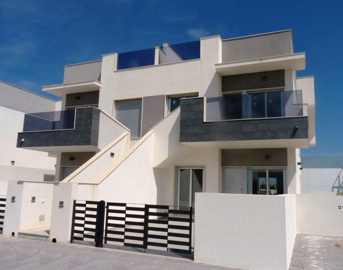 appartementen loopastand strand Pila de la Horadada
