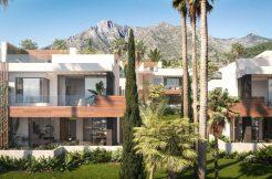 Moderne luxe villa's te koop in Sierra Blanca - Marbella