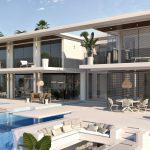 luxe moderne villa kopen estepona