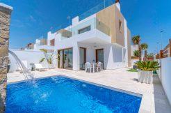 moderne villa loopafstand strand Pilar de la Horadada Costa Blanca Zuid