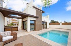 Moderne luxe villa's in Los Monetsinos