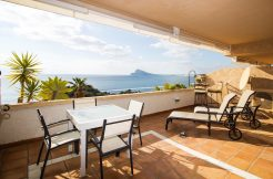 strand appartement Altea