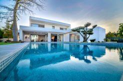 luxe zeezicht villa benissa costa blanca