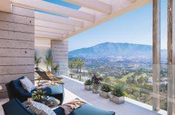 moderne appartementen la cala golf mijas costa