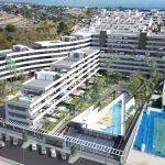 moderne appartementen centrum estepona