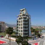 zeezicht appartementen calpe