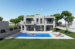 moderne zeezicht villa Benissa Costa Blanca