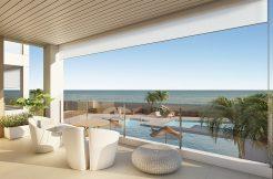 moderne strand appartementen costa blanca