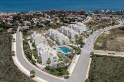 moderne strand appartementen estepona