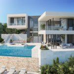 moderne zeezicht villa la cala mijas costa