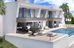 luxe moderne villa Benahavis Marbella Estepona