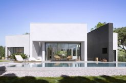 moderne villa las colinas golf spanje