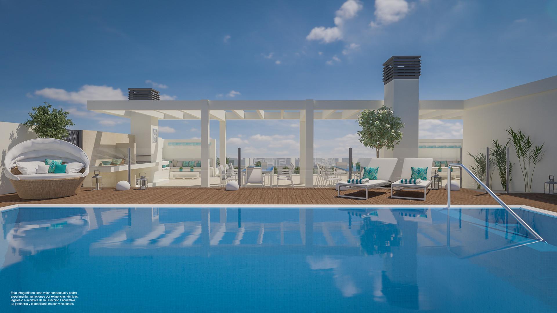 moderne appartementen centrum malaga