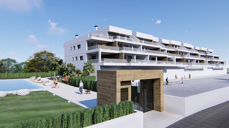 Moderne luxe appartementen Orihuela Costa
