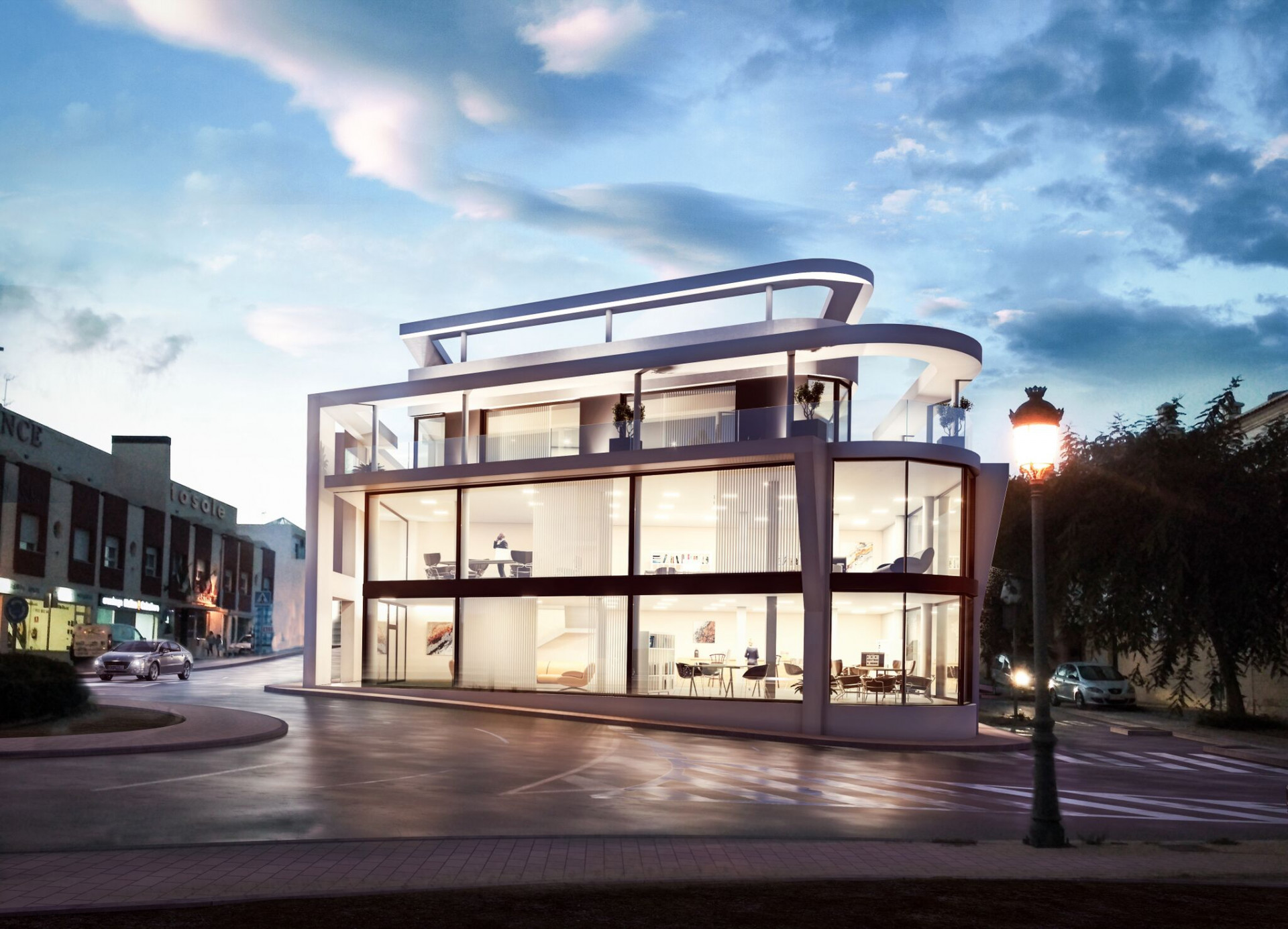 Moderne appartementen New Golden Mile-Marbella