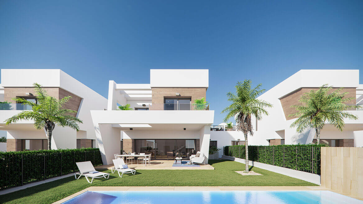 Moderne luxe villa's in Finestrat Costa Blanca