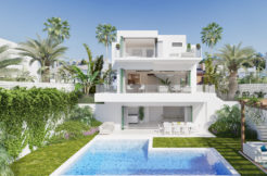 moderne villa loopafstand puerto banus spanje
